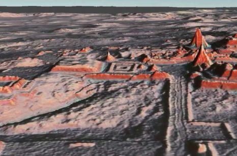 Estudo confirma enorme escala da civilização maia - mais de 60.000 edificações 1