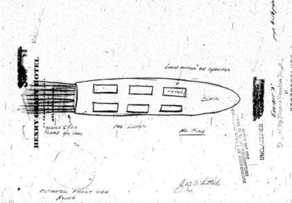 Dois pilotos viram um OVNI. Por que a Força Aérea dos EUA destruiu o relatório? 2
