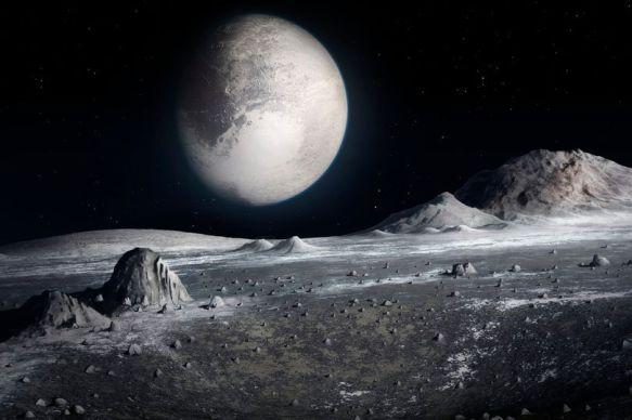 Plutão é mais dinâmico e vivo do que Marte