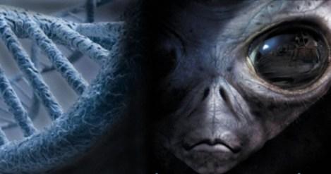 Mensagens alienígenas estão escondidas no nosso DNA, dizem cientistas