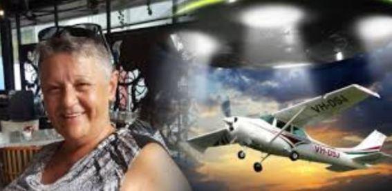 Noiva de piloto desaparecido após avistar OVNI fala