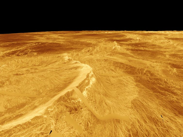 NASA quer enviar humanos até Vênus – Veja porque esta é um ótima ideia V%C3%AAnus-Magellan