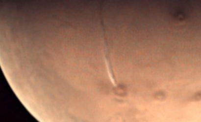 Fenômeno estranho em Marte é comprovado pela ESA - NASA ainda não mostra nada