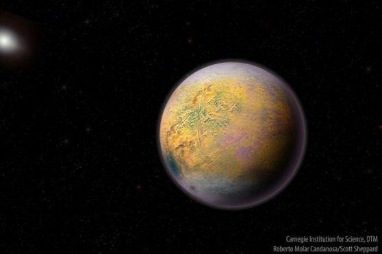 Em busca do Planeta X