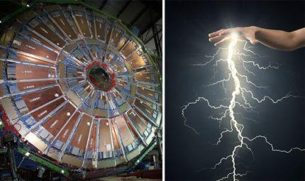 Grande Colisor de Hádrons pode evocar deus da destruição
