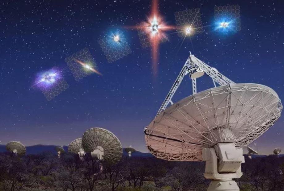 Misteriosas Rajadas de Rádio vindas do espaço logo poderão ser desvendadas