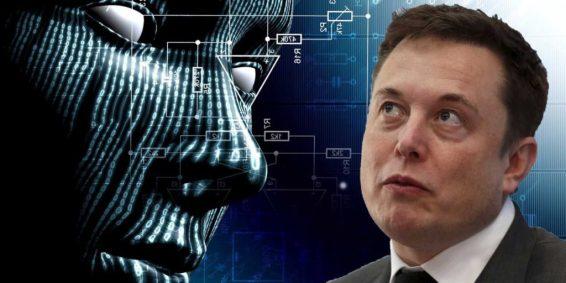 """""""Marquem minhas palavras, a Inteligência Artificial é muito mais perigosa que armamentos nucleares"""" - Elon Musk 1"""