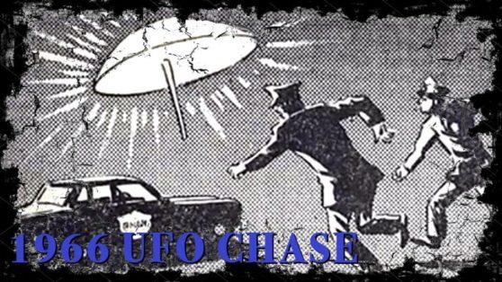 Perseguição a um OVNI em 1966 ainda desafia explicação