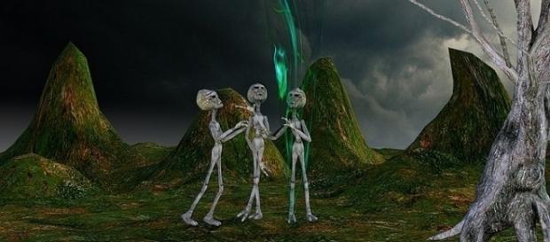 A procura por vida alienígena diferente da vida que conhecemos