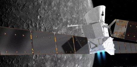 Começou missão de 7 anos até o planeta Mercúrio 1
