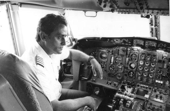 Comandante e passageiros do voo Vasp 169 viram um OVNI