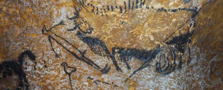 Artes de caverna podem estar mostrando evento cataclísmico