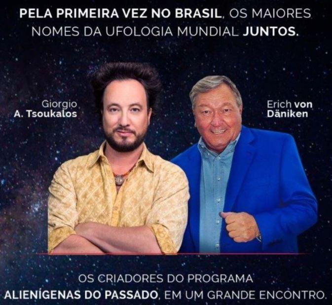 Pesquisadores vêm ao Brasil propor que a história da humanidade seja recontada
