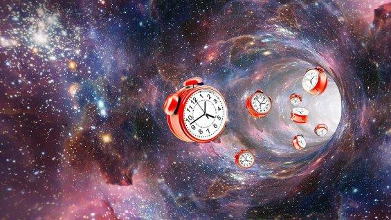 A viagem no tempo é real