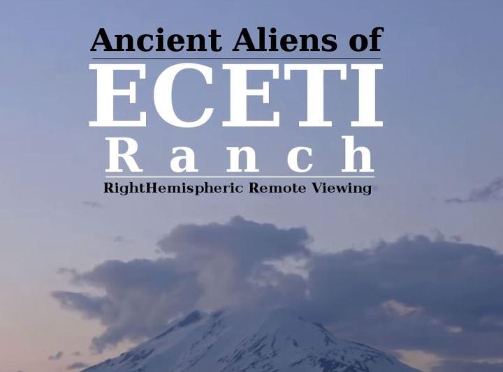 Alienígenas do passado na Fazenda ECETI