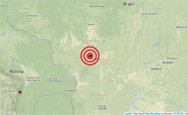 Grande terremoto na Rússia e abalos sísmicos em regiões do Brasil 1