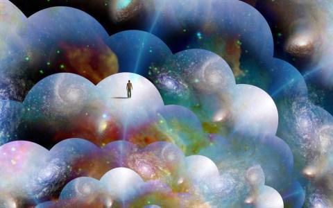 descoberto um universo paralelo