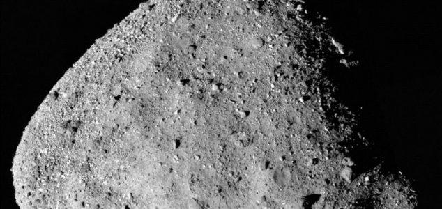 Evidência de água é encontrada no asteroide