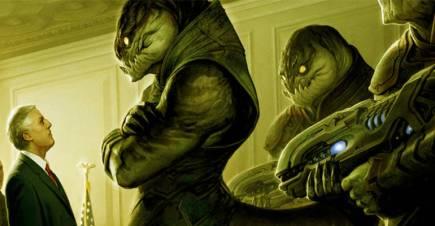 Estariam os alienígenas se alimentando da raça humana? Algumas pessoas acham que sim