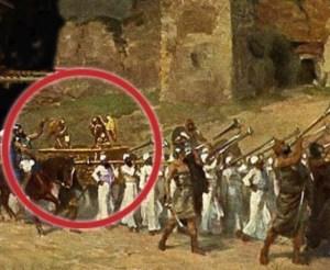 Teriam as Muralhas de Jericó sido destruídas por tecnologia alienígena?