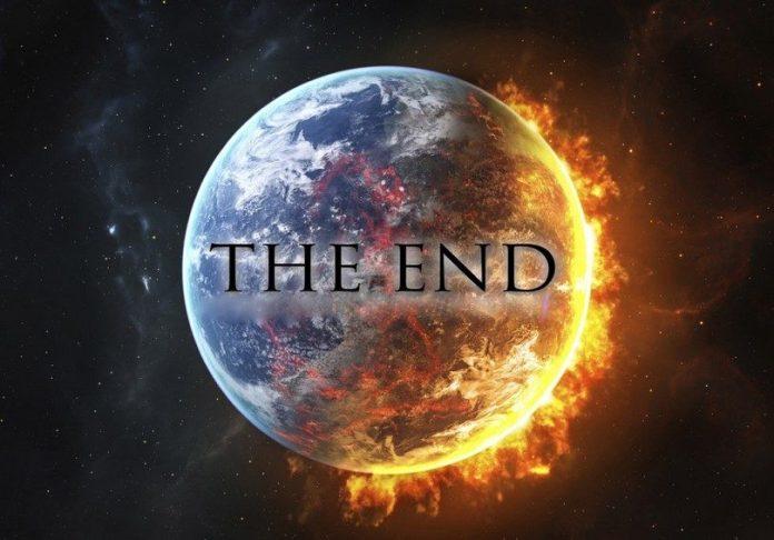 A Terra irá acabar em chamas