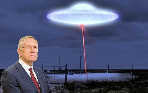ex-senador americano quer que os estudos sobre OVNIs sejam públicos