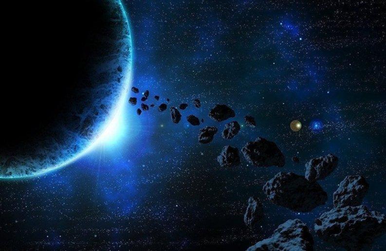 Cientistas dizem que há um aumento constante de impactos de asteroides na Terra