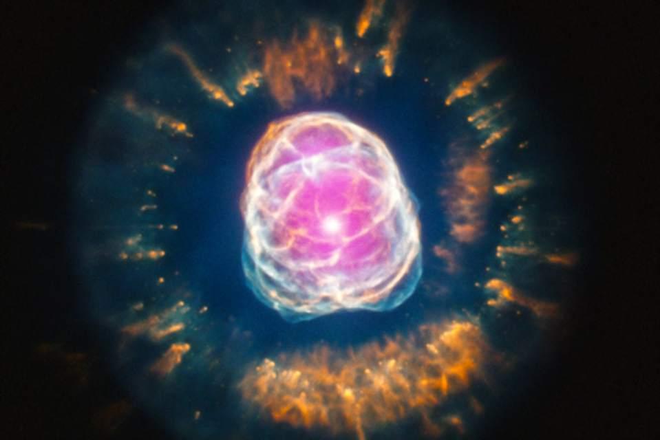 Estrelas que irão colidir iluminarão o céu em 2022 e nós veremos o resultado para sempre 1