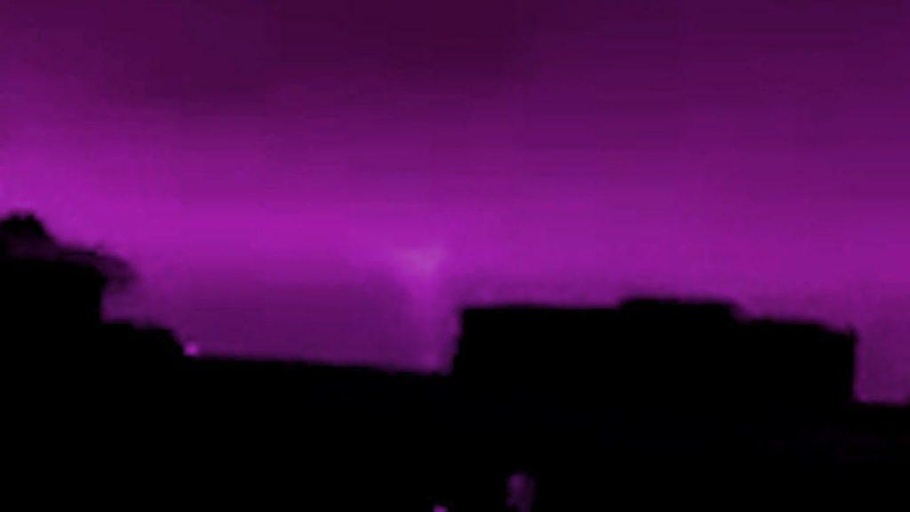 mais misteriosos eventos elétricos ocorrem no céu