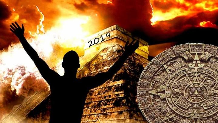 data exata do cumprimento da Profecia Maia