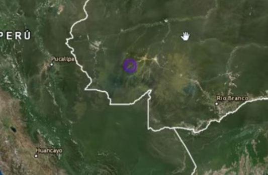 Terremoto de 6.7 ocorre no Brasil