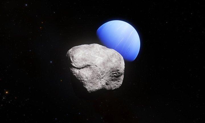 Nova lua é encontrada ao redor de Netuno