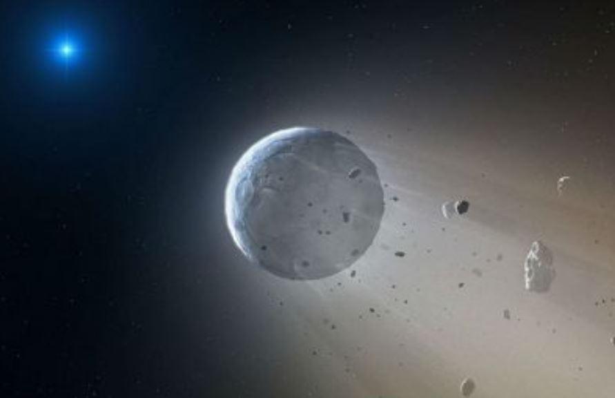 """Estranho """"elo perdido"""" é encontrado próximo de Plutão 1"""