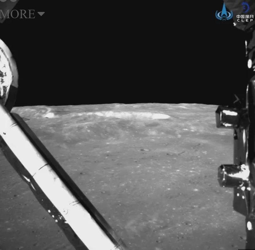 Sonda chinesa revela novo mistério no lado oculto da Lua