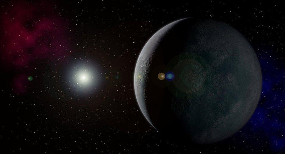 Astrônomos procurando pelo 'Planeta X'
