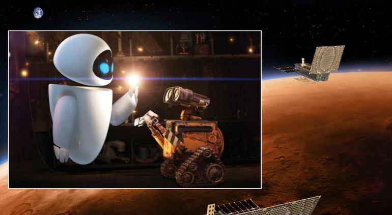 Dois satélites da NASA desaparecem além de Marte