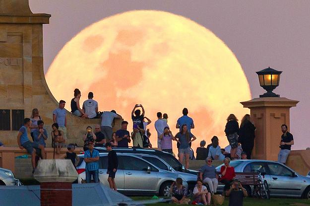 A segunda Super Lua do ano ocorrerá este mês