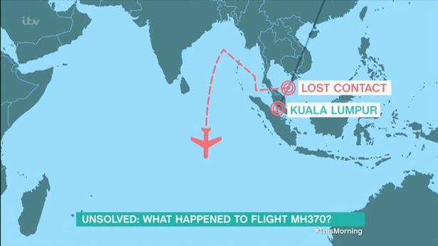 """Co-piloto do voo MH370 foi a """"única pessoa deixada viva"""