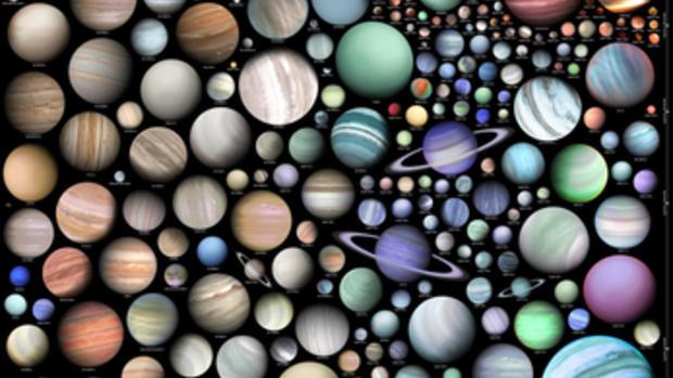 Agora são 4001 exoplanetas confirmados