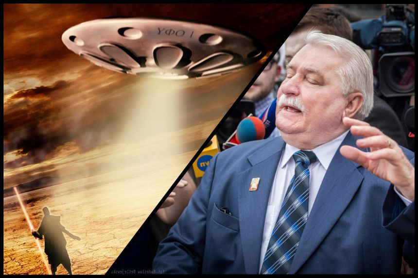 Ex-presidente da Polônia alerta sobre invasão alienígena 1