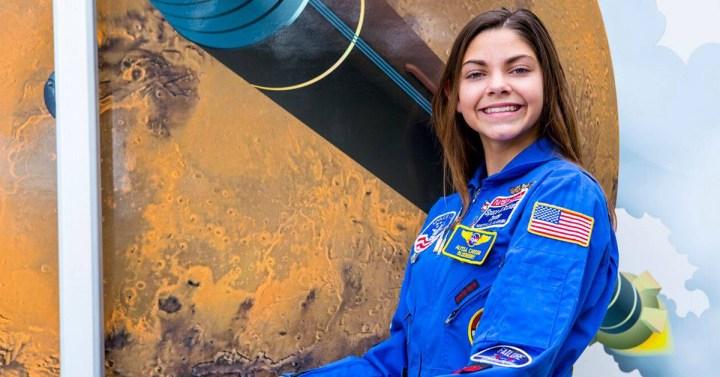 A primeira pessoa a pisar em Marte deve ser uma mulher