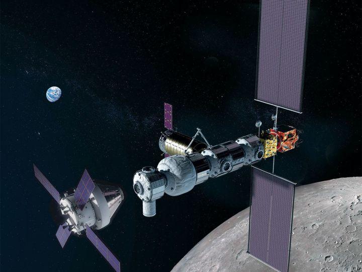 """VP dos EUA quer que a NASA envie humanos à Lua o mais rápido possível - """"A urgência deve ser nosso lema"""" 1"""
