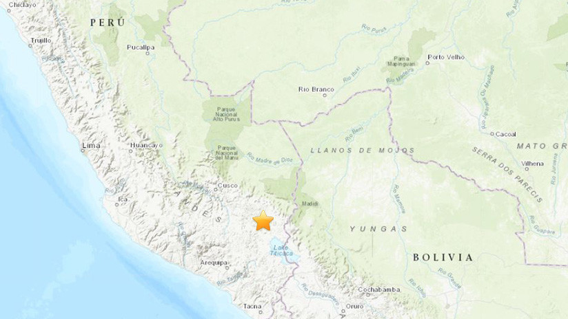 Terremoto M 7.3 atinge Peru dois dias depois de OVNIs serem avistados