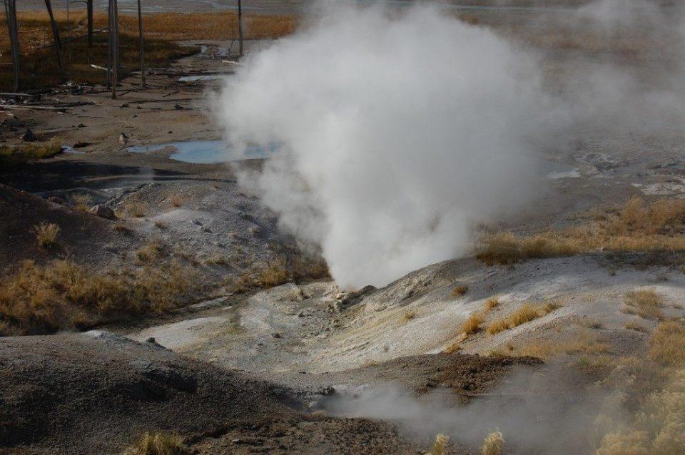 O que aconteceria se o Yellowstone estivesse prestes a entrar em erupção? 1