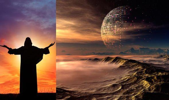 Jesus Cristo era um profeta alienígena