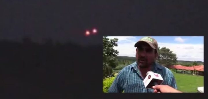 avistamentos de OVNIs são reportados na Bolívia