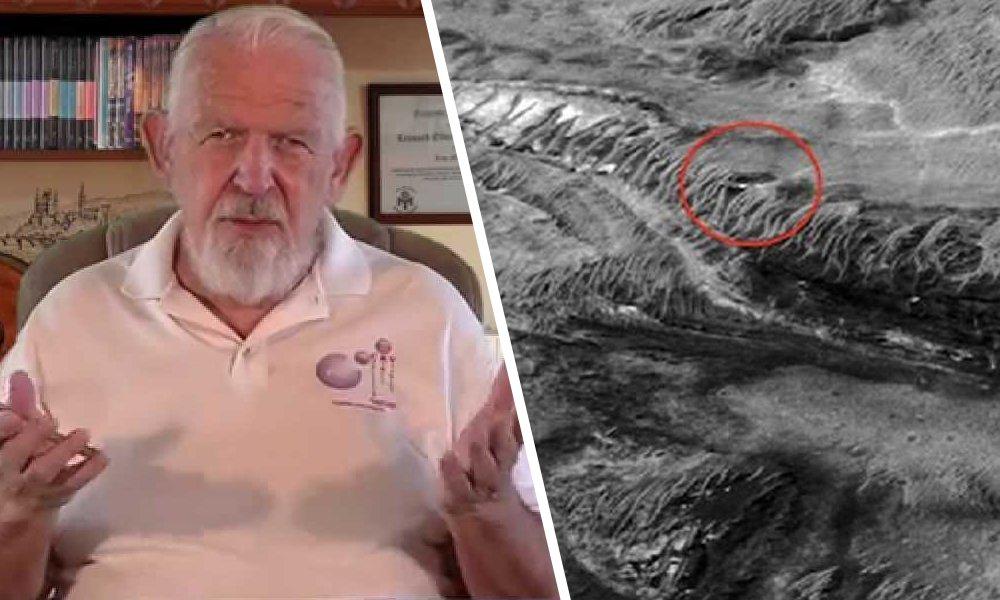 Visualizador remoto do exército dos EUA revela detalhes sobre a presença de ETs na Terra