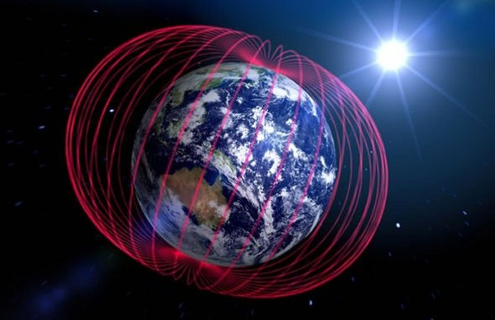 O campo magnético da Terra está enfraquecendo muito mais rápido do que o esperado