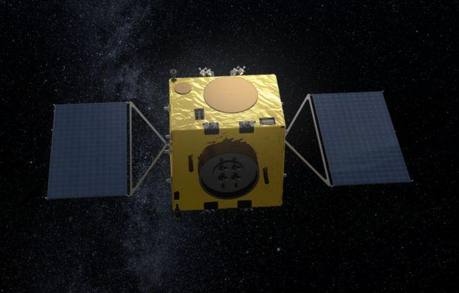Espaçonave 'autônoma' pode ajudar a salvar a Terra de colisões de asteroides