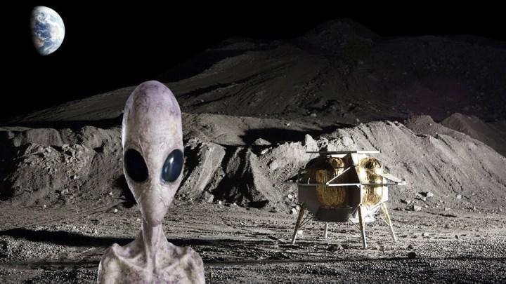após a queda da sonda israelense 'Beresheet' na Lua